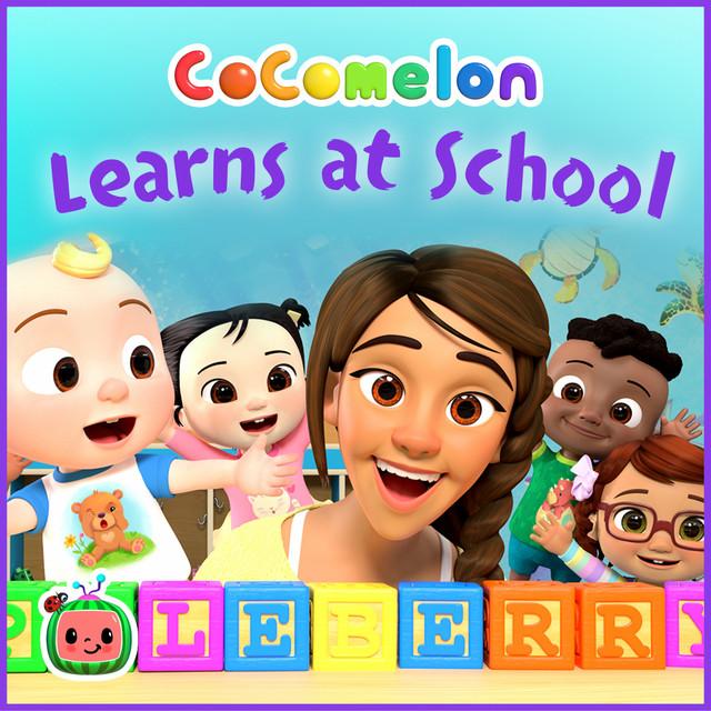 Cocomelon Learns at School