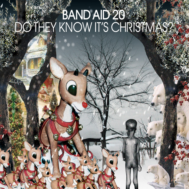 Band Aid Do They Know It's Christmas? - 1984 Version acapella