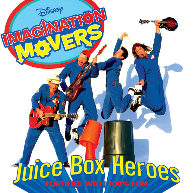 Imagination Movers: Juice Box Heroes by Imagination Movers