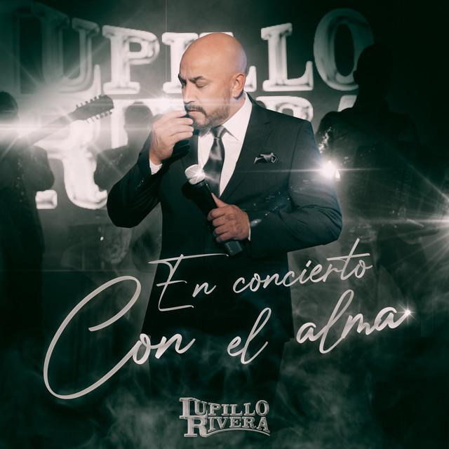 Album cover for En Concierto Con El Alma (En Vivo) by Lupillo Rivera
