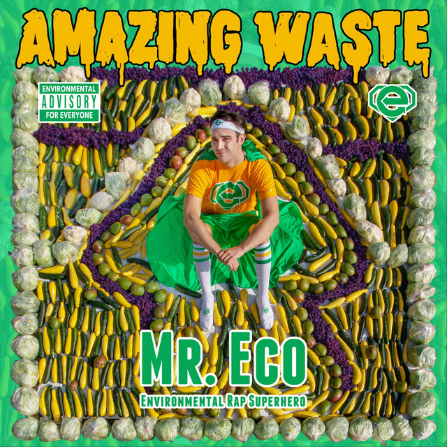 Amazing Waste by Mr. Eco