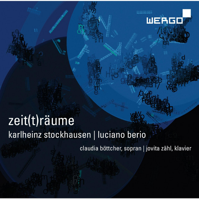 Stockhausen, Berio: Zeit(t)räume