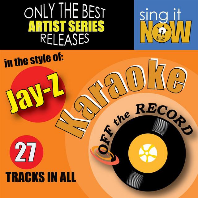 Karaoke - In The Style Of Jay-Z