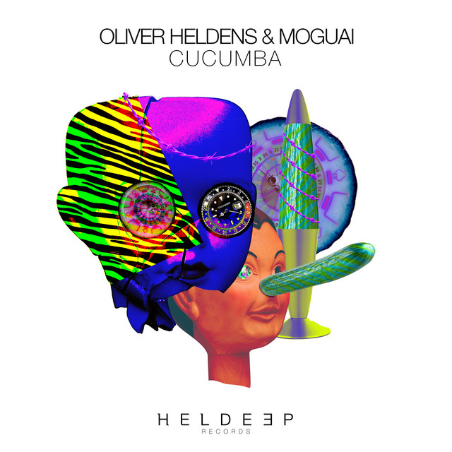 Oliver Heldens & Moguai - Cucumba