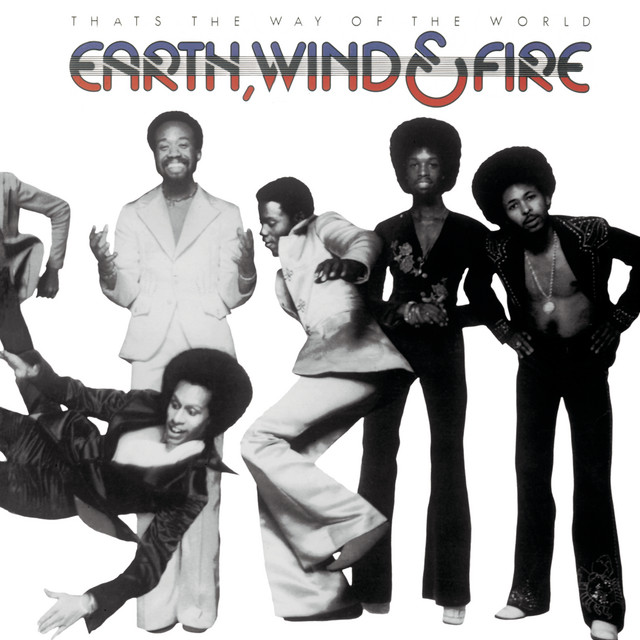 Earth, Wind & Fire album cover