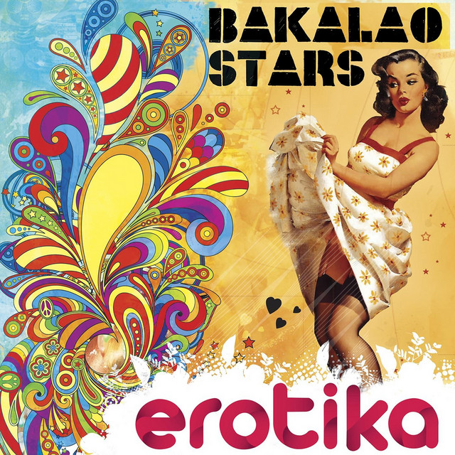 Erotika by Bakalao Stars on Spotify
