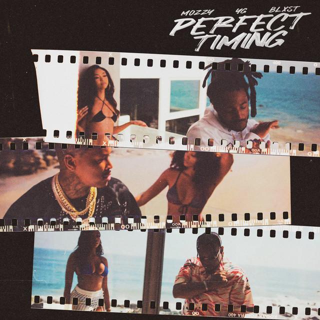 Perfect Timing album cover