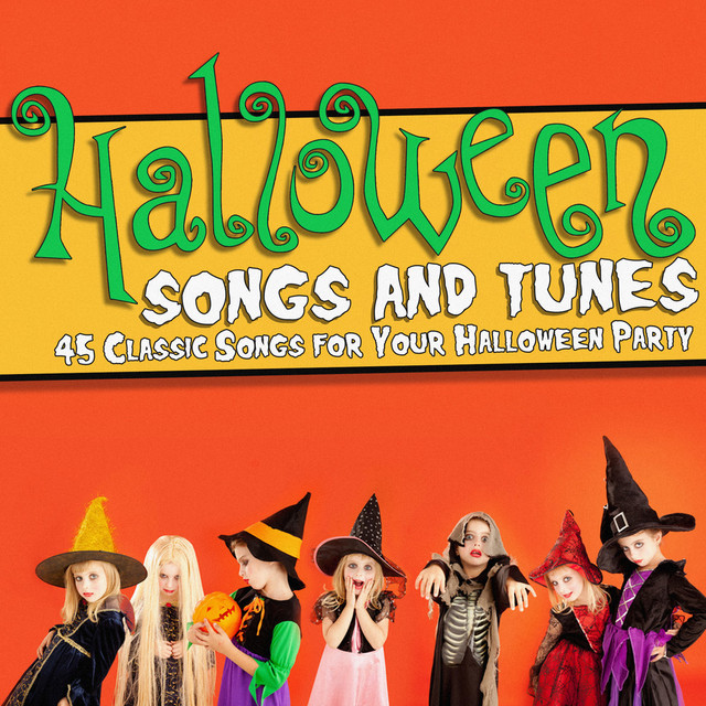 Halloween Songs and Tunes - 45 Classic Songs for Your Halloween Party