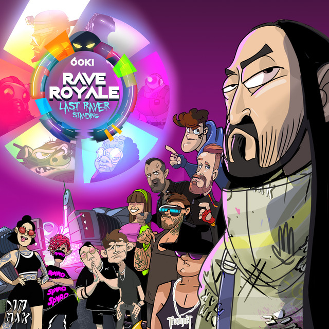 6OKI - Rave Royale EP - Single by Steve Aoki   Spotify