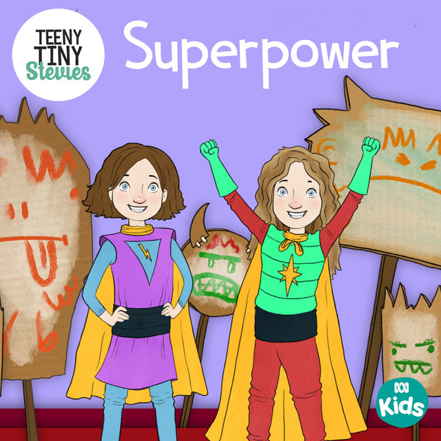 Superpower by Teeny Tiny Stevies
