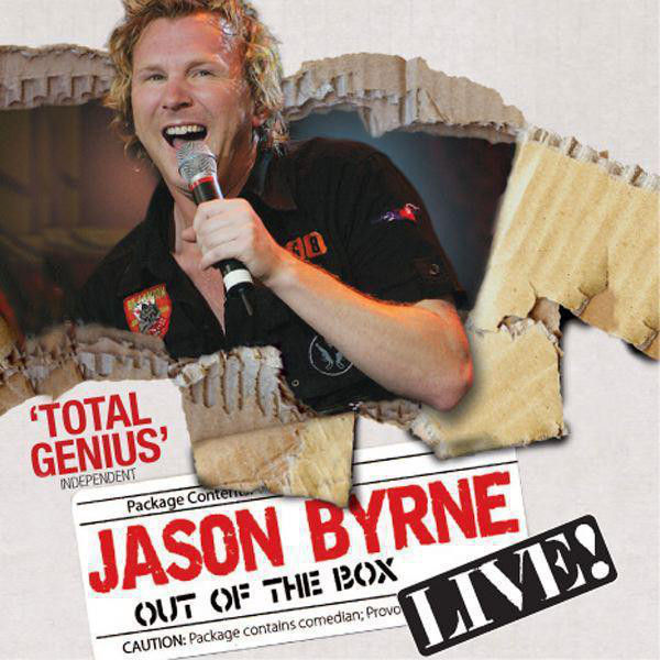 Jason Byrne tickets and 2020 tour dates