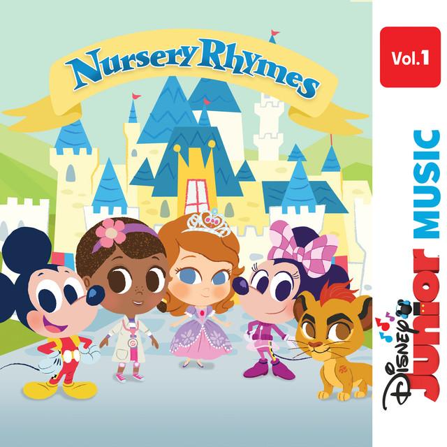 Disney Junior Music Nursery Rhymes Vol. 1 by Genevieve Goings