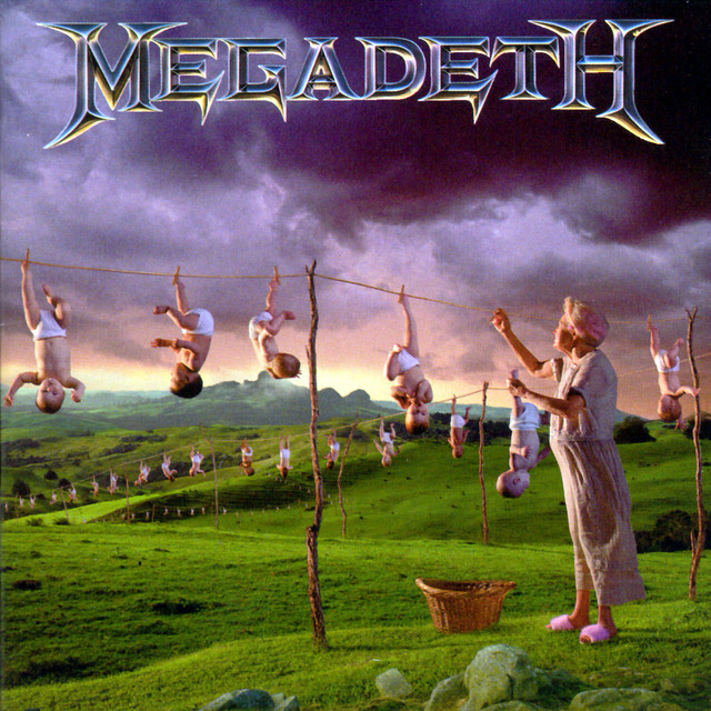Artwork for Family Tree - Remastered 2004 by Megadeth