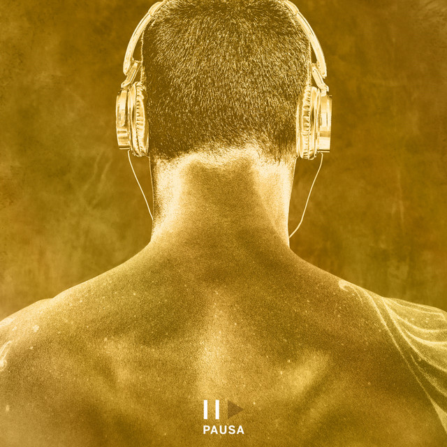 Album cover for PAUSA (Orbital Audio/Acoustics Version) by Ricky Martin