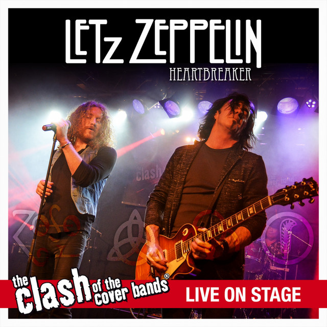 Heartbreaker - The Clash of the Cover Bands Live On Stage