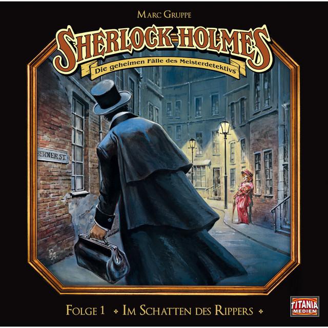 Sherlock Holmes - Die geheimen Fälle des Meisterdetektivs Cover