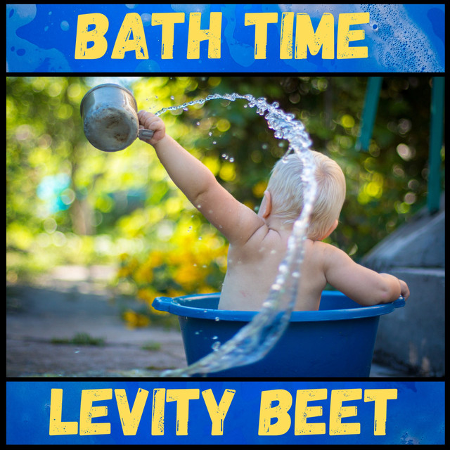 Bath Time by Levity Beet