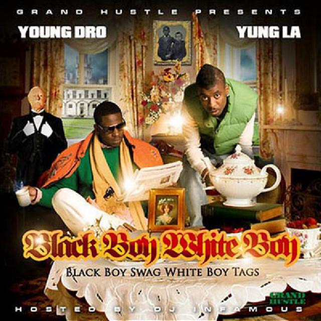 Black Boy Swag, White Boy Tags