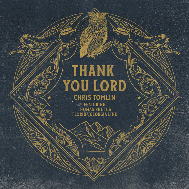Thank You Lord cover art