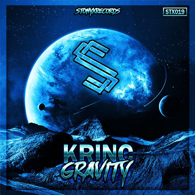 STX019 || KRINC - Gravity [OUT NOW] Image