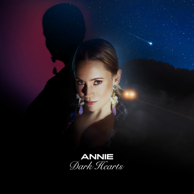 Album cover for Dark Hearts by Annie