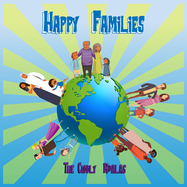Happy Families by The Cuddly Koalas