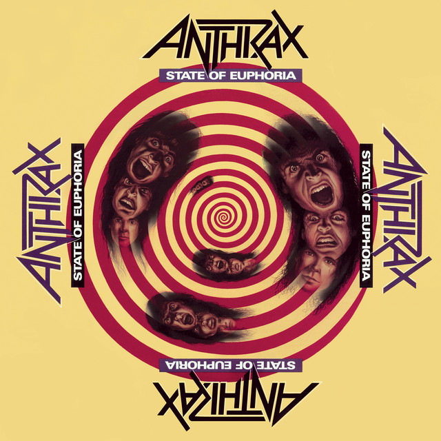 State Of Euphoria (30th Anniversary Edition) By Anthrax On