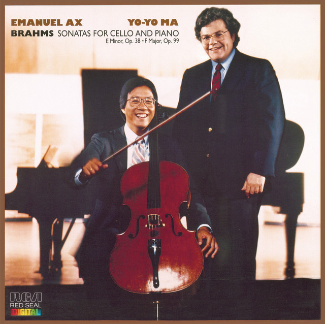 Brahms: Sonatas for Cello and Piano (Remastered)