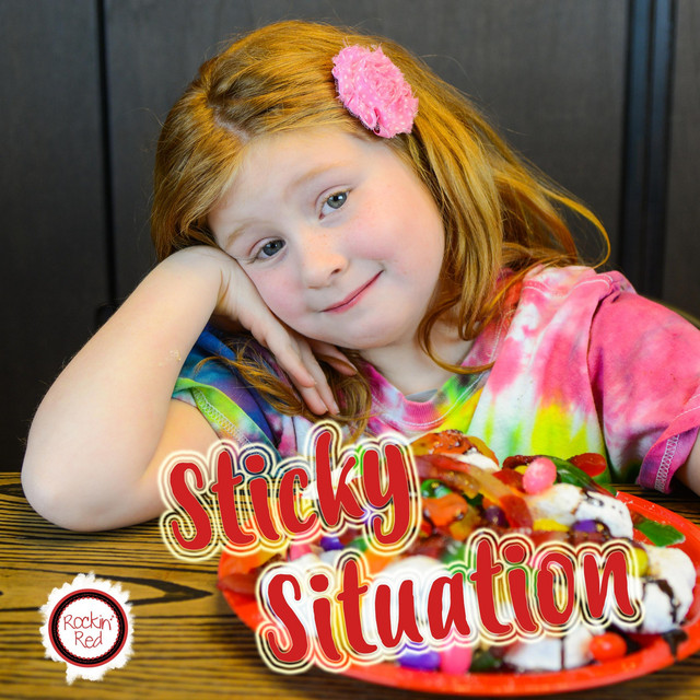 Sticky Situation by Rockin' Red