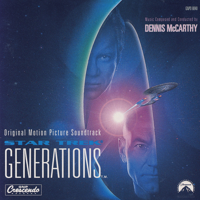 Star Trek: Generations - Original Motion Picture Soundtrack - Official Soundtrack