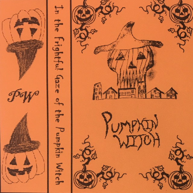 In the Frightful Gaze of the Pumpkin Witch