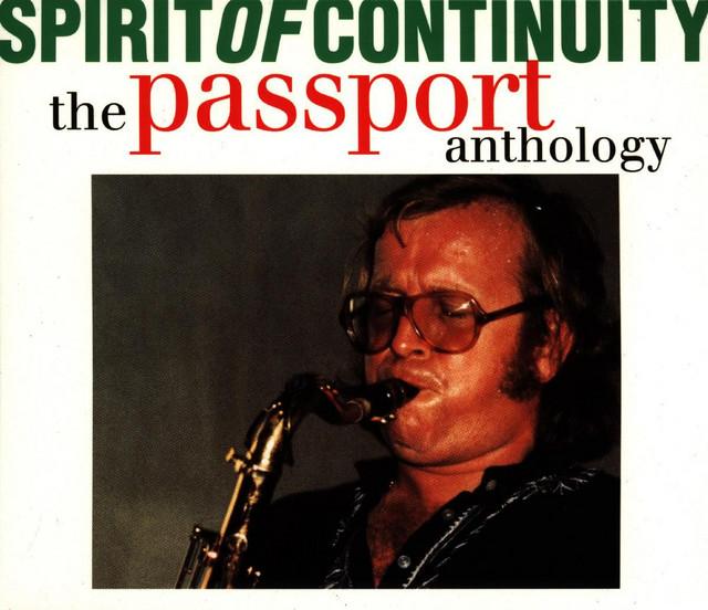 The Passport Anthology