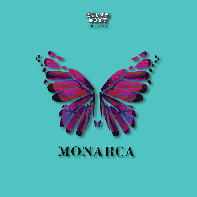 Album cover for Monarca by Eladio Carrion
