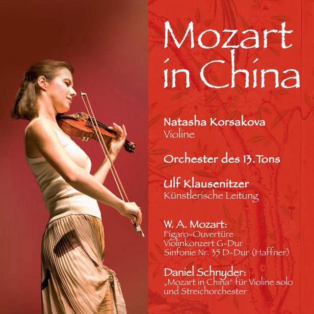 Mozart & Schnyder: Mozart in China