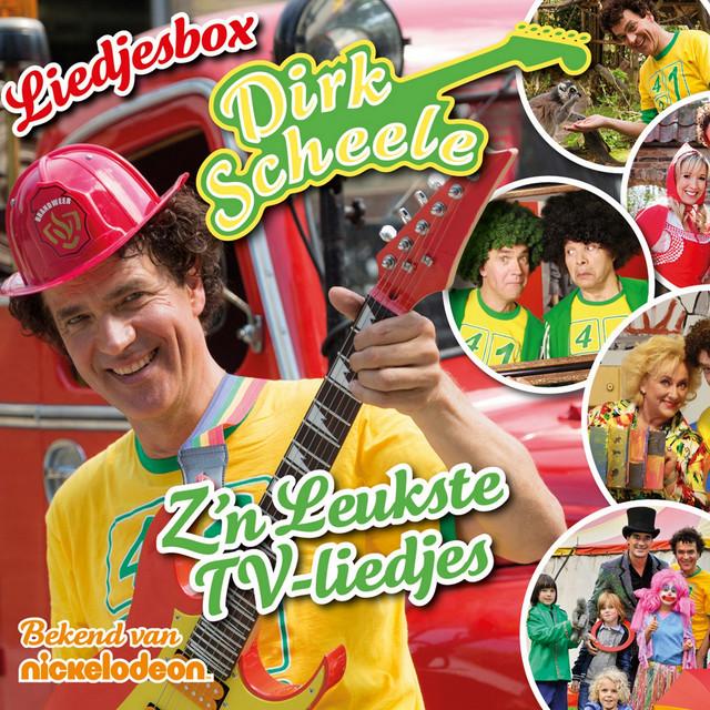 Liedjes Z'n Leukste TV-Liedjes by Dirk Scheele