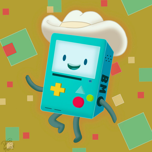 Lonely (BMO Adventure Time) by FYÜTCH