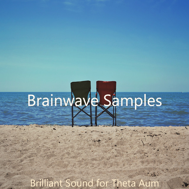 Album cover for Brilliant Sound for Theta Aum by Brainwave Samples