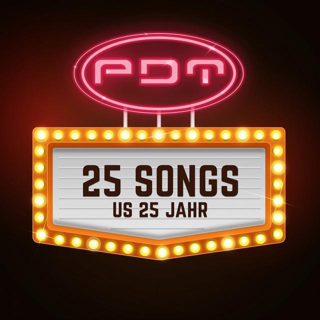 25 Songs us 25 Jahr