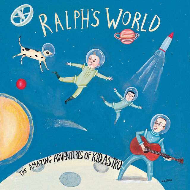 The Amazing Adventures of Kid Astro by Ralph's World