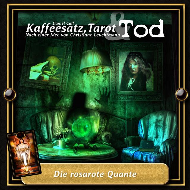 Kaffeesatz, Tarot & Tod Teil 1 - Die rosarote Quante Cover