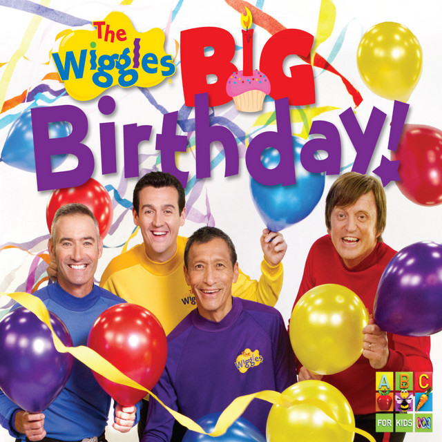 Big Birthday! by The Wiggles