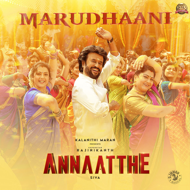 "Marudhaani (From ""Annaatthe"")"