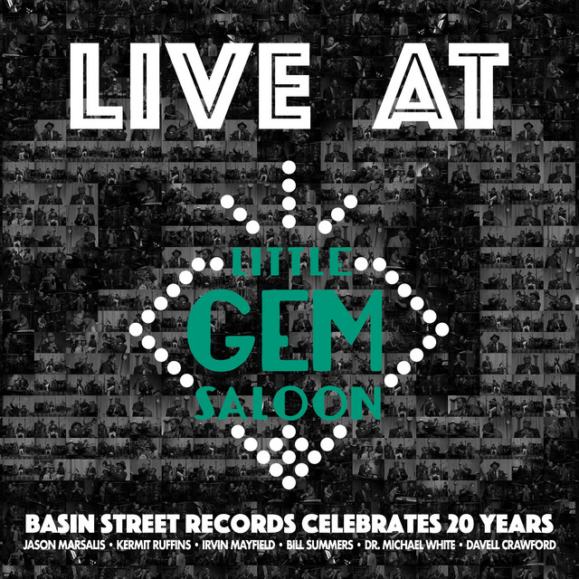 Live at Little Gem Saloon: Basin Street Records Celebrates 20 Years