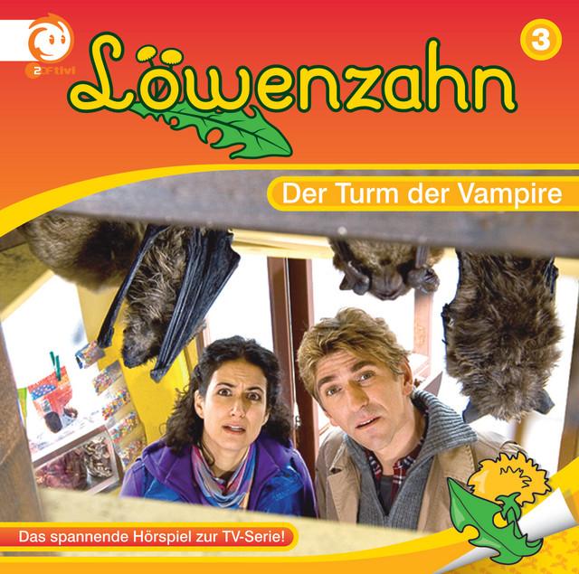 03: Der Turm der Vampire Cover