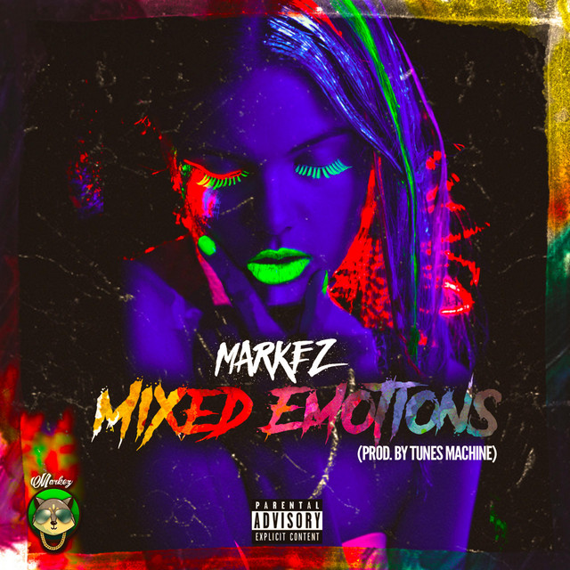 Mixed Emotions cover