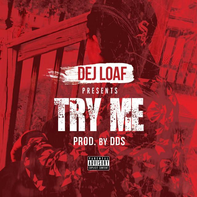 Try Me album cover