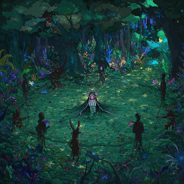 Garden of Lucid Image