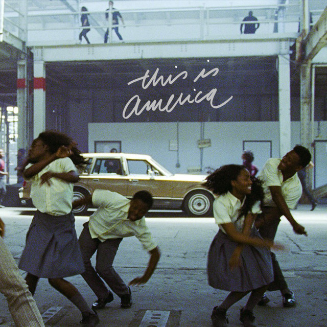 This Is America cover