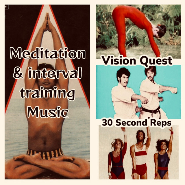 30 Second Reps, Meditation and interval training music