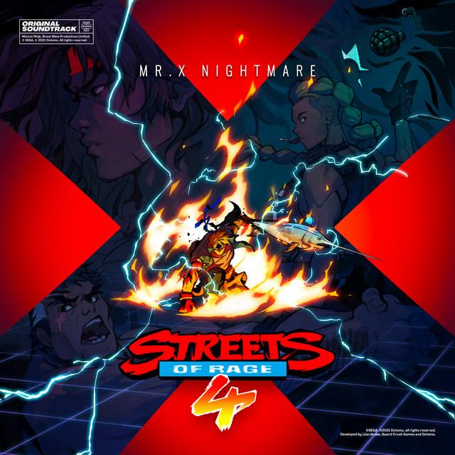 Streets Of Rage 4 (Official Game Original Soundtrack) including new DLC tracks